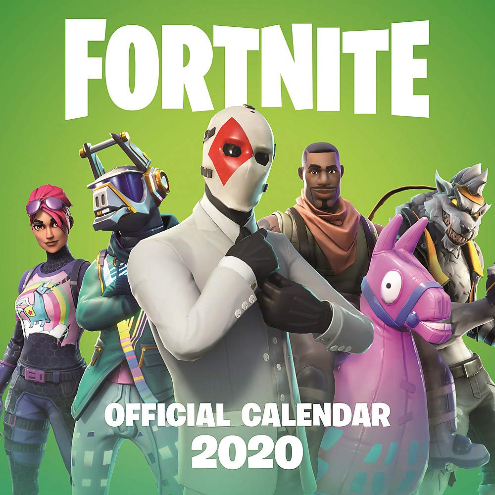 FORTNITE Official 2020 Calendar
